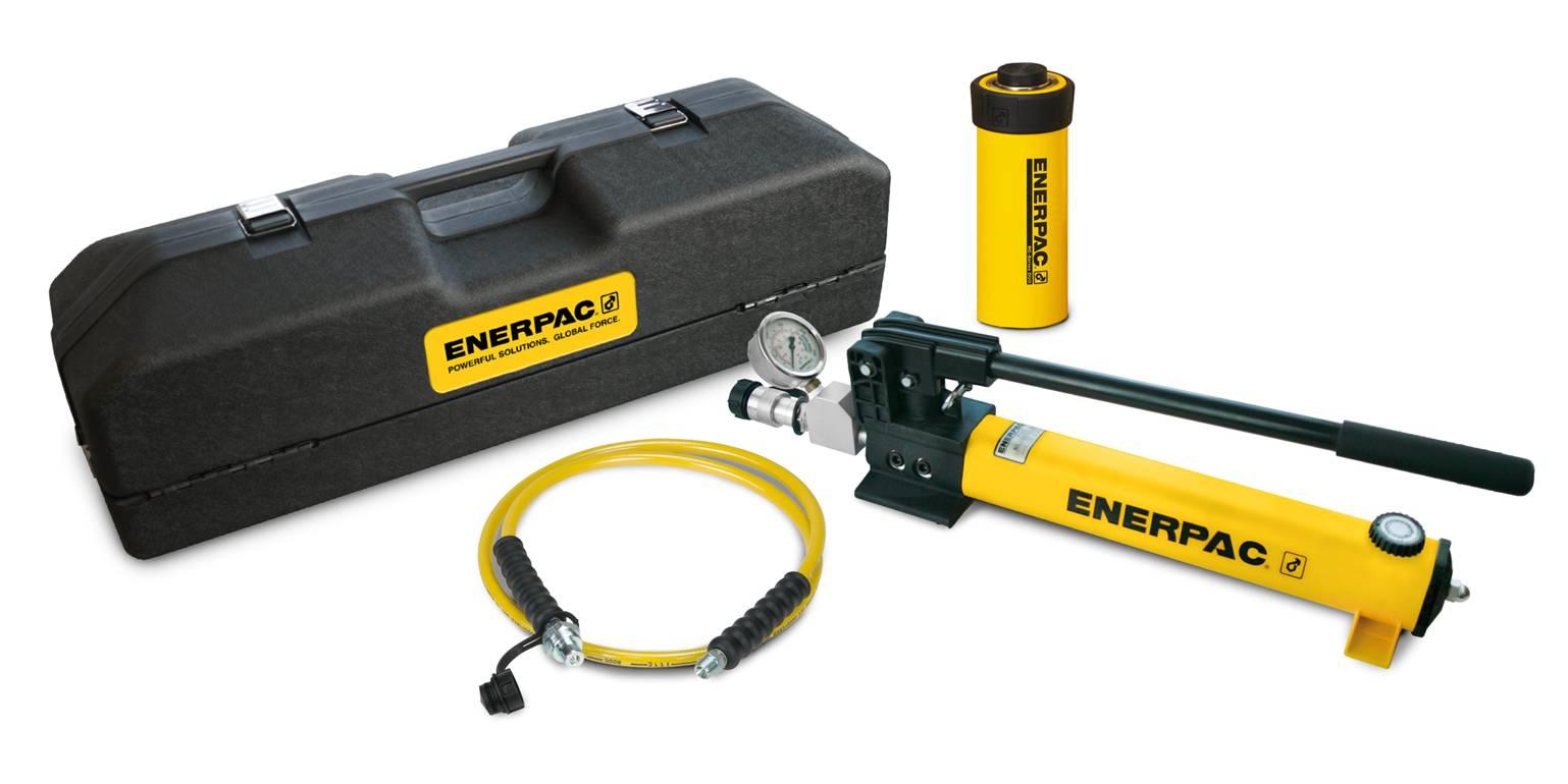 Une promo ENERPAC pompe et vérin