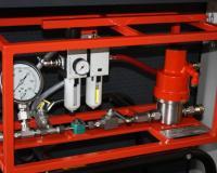 Banc hp multi fluides