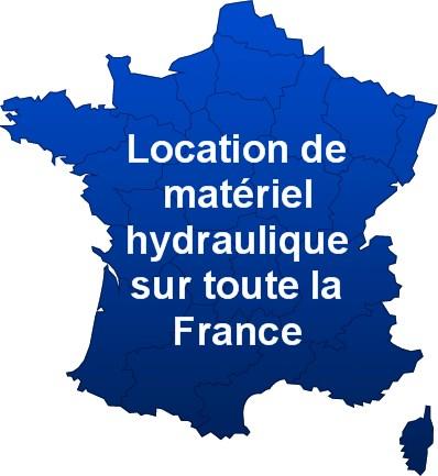 location de matériel hydraulique