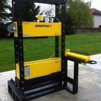 presse hydraulique enerpac mcgh