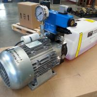 Mini centrale hydraulique STONE SPX