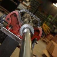 Réparation de vérin hydraulique