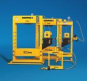 Presse hydraulique enerpac